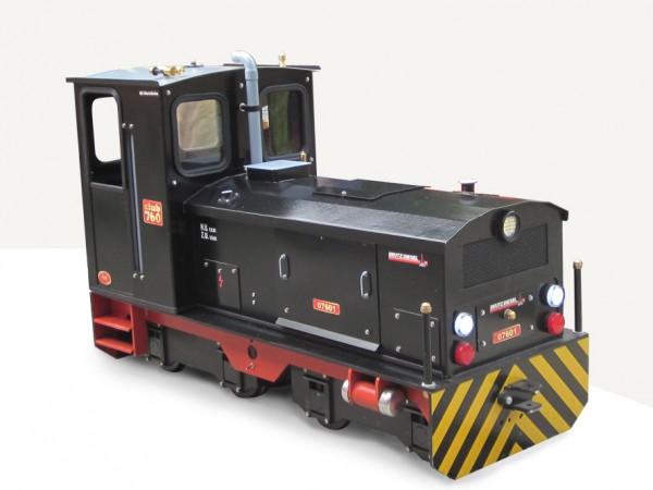 Deutz diesel (CLUB 760)